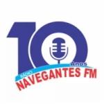 Logo da emissora Rádio Navegantes 1360 AM