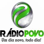 Logo da emissora Rádio Povo 91.5 FM 1460 AM