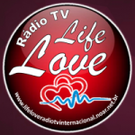 Logo da emissora Rádio Life Love Rádio TV Internacional