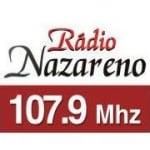 Logo da emissora Rádio Nazareno 107.9 FM