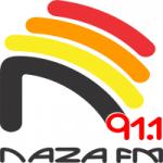 Logo da emissora Rádio Naza 91.1 FM