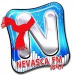 Logo da emissora Rádio Nevasca 104.1 FM
