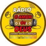 Logo da emissora Rádio Amor De Deus