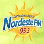 Logo da emissora Rádio Nordeste 95.3 FM