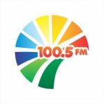 Logo da emissora Rádio Primavera 100.5 FM
