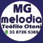 Logo da emissora Rádio Melodia