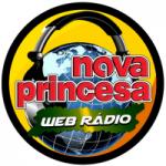 Logo da emissora Nova Princesa Web Rádio