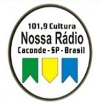Logo da emissora Rádio Nossa Rádio 101.9 FM