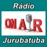 Logo da emissora Rádio Jurubatuba