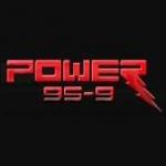 Logo da emissora KPWW 95.9 FM Power