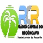 Logo da emissora Rádio Capital Do Recôncavo