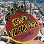 Logo da emissora Web Rádio Cidade Top