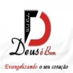 Logo da emissora Web Rádio Deus é Bom