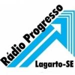Logo da emissora Rádio Progresso 102.7 FM