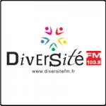 Logo da emissora Radio Diversité 103.9 FM