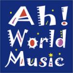 Logo da emissora Radio Ah! World Music