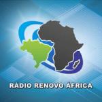 Logo da emissora Rádio Renovo África