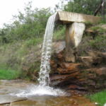 Logo da emissora Rádio Fazenda Bica D'agua