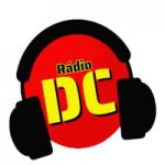 Logo da emissora Rádio DC