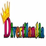 Logo da emissora Radio Divertilandia