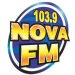 Logo da emissora Rádio Nova 103.9 FM
