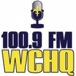 Logo da emissora Radio WCHQ 100.9 FM