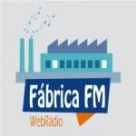 Logo da emissora Rádio Fábrica FM
