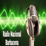 Logo da emissora Rádio Nacional Barbacena