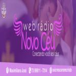 Logo da emissora Rádio Web Novo Céu