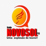 Logo da emissora Rádio Novo News