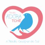 Logo da emissora Rádio Adora Tchê