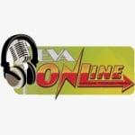 Logo da emissora Rádio Eva Online