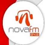 Logo da emissora Rádio Nova 94.5 FM