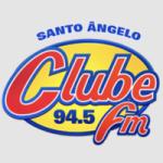 Logo da emissora Rádio Clube 94.5 FM