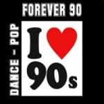 Logo da emissora Radio Forever 90