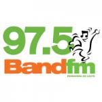 Logo da emissora Rádio Band 97.5 FM
