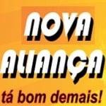 Logo da emissora Rádio Nova Aliança 105.9 FM