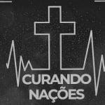 Logo da emissora Rádio Curando Nações