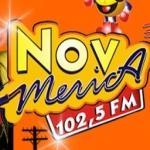 Logo da emissora Rádio Nova América 102.5 FM