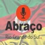 Logo da emissora Abraço RS Rádio Web