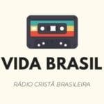 Logo da emissora Rádio Vida Brasil