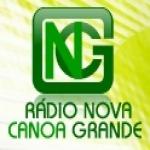 Logo da emissora Rádio Nova Canoa 1340 AM