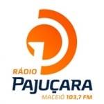 Logo da emissora Rádio Pajuçara 103.7 FM
