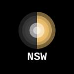 Logo da emissora NSW Rádio