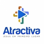 Logo da emissora Atractiva Gospel Sertanejo