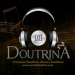 Logo da emissora Doutrina FM