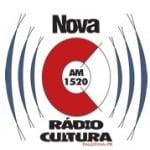 Logo da emissora Rádio Nova Cultura 1520 AM