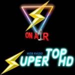 Logo da emissora Rádio Super Top HD