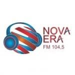 Logo da emissora Rádio Nova Era 104.5 FM