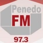 Logo da emissora Rádio Penedo 97.3 FM
